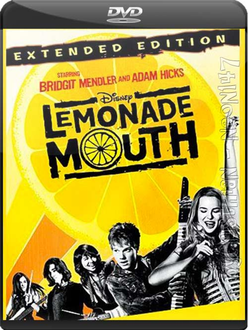 Lemonade Mouth (Español Latino) (DVDRip) (2011)