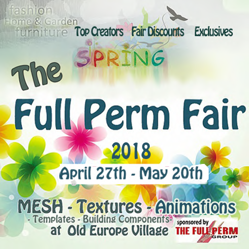 The Spring Full Perm Fair
