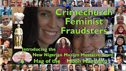 Greg Hallett's Brilliant Probing Expose - Crimechurch Feminist Fraudsters