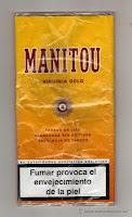 Tabaco sin aditivos manitou