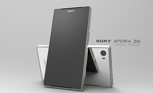 Sony Xperia Z6 Compact Premium Concept With 1 TB Cards Support By Aitor Amigo