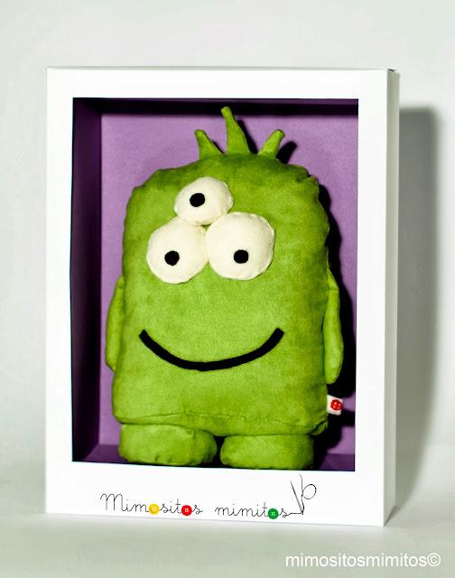 sorteo la criatura creativa muñeco personalizado hecho a mano handmade craft