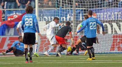 Novara Atalanta 0-0 highlights