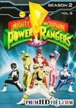 Siêu Nhân Khủng Long Phần 2 - Power Rangers: Mighty Morphin: Season 2