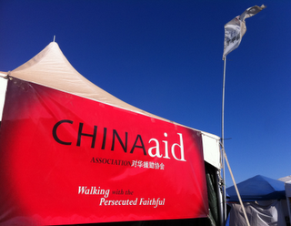 US Using Staged Blind Activist Stunt For Leverage Ahead of Talks ChinaAid