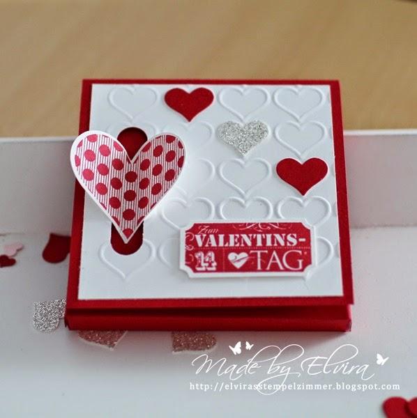 Herzige Überraschung mit Produkten von Stampin Up Österreich
