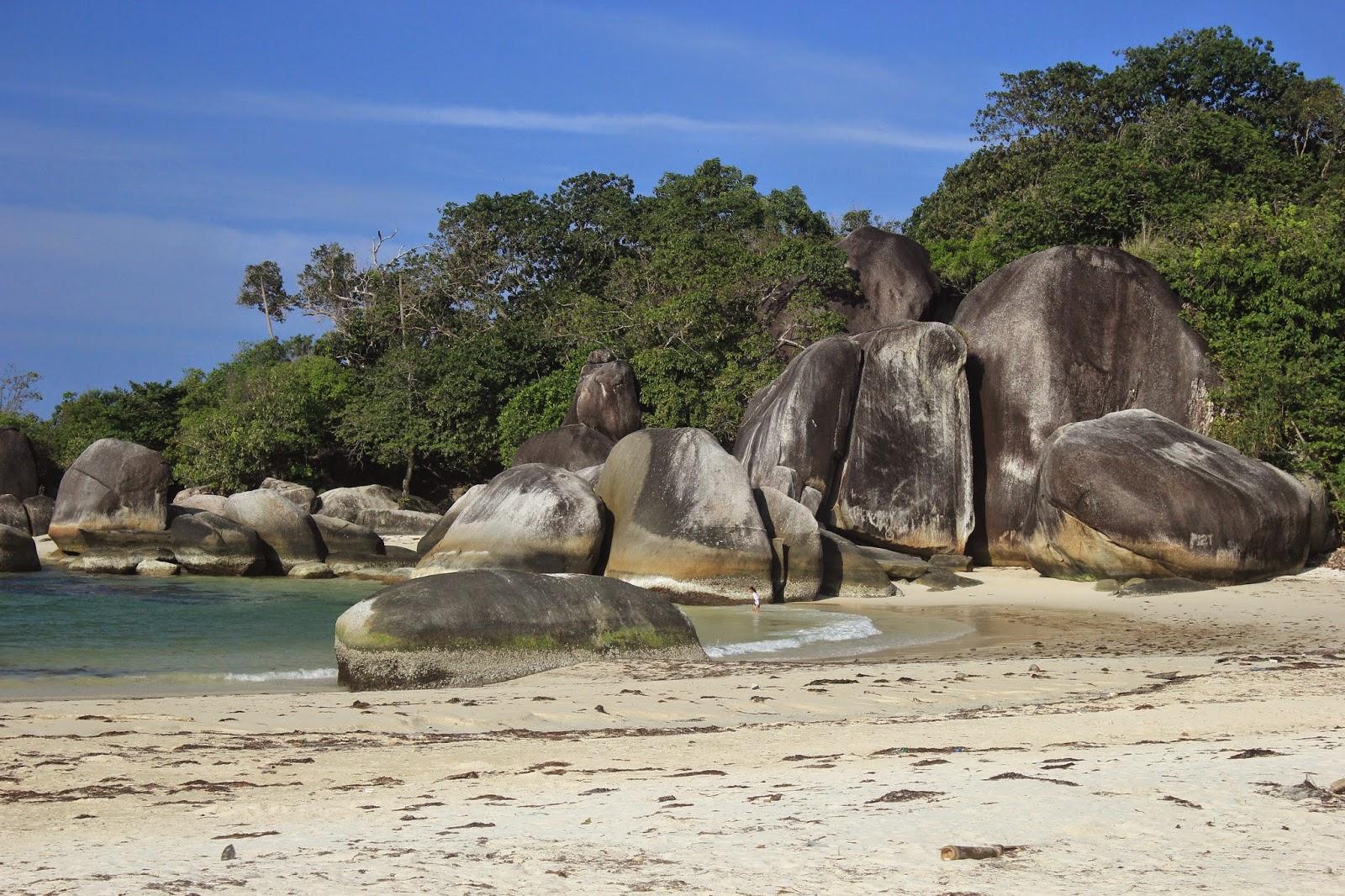Wisata Belitung 2015 Tujuan Wisata Belitung