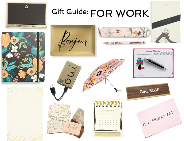 Gift Guide for Her: For Work