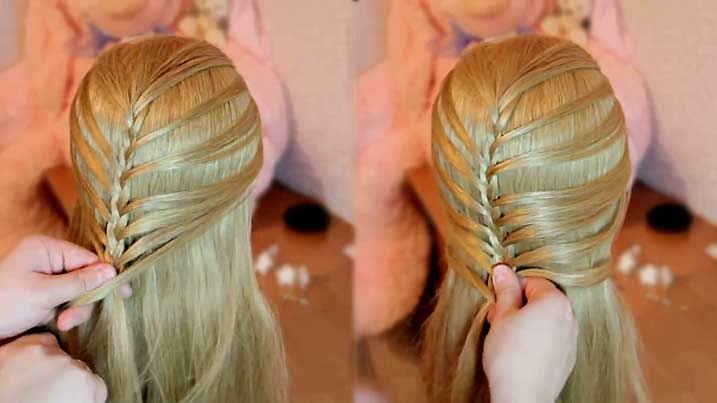 Tree Braids Hairstyle