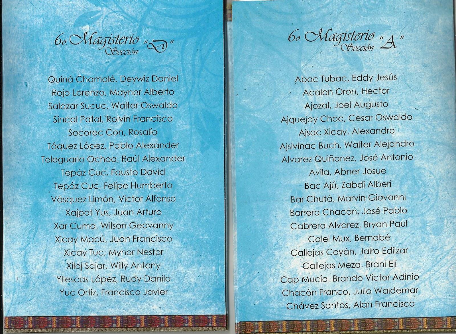 Agradecimiento De Graduacion