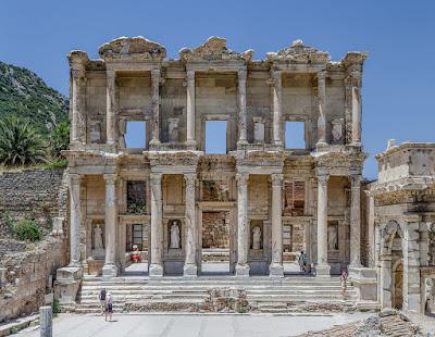 Η Έφεσος στη λίστα Μνημείων Παγκόσμιας Κληρονομιάς της UNESCO
