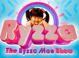 The Ryzza Mae Show – 24 October 2014