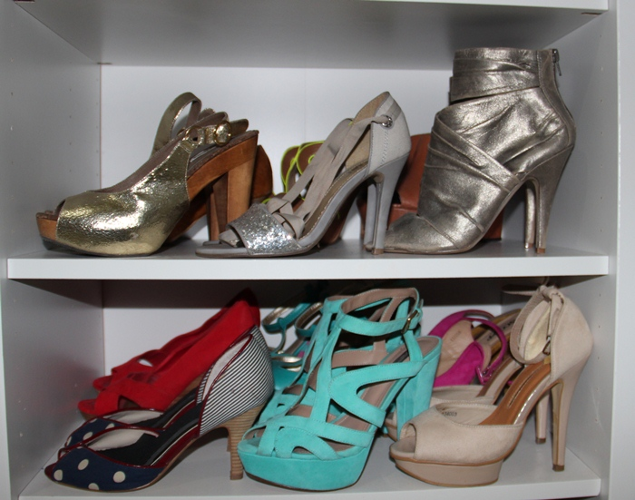 בלוג אופנה Vered'Style ארון הנעליים שלי