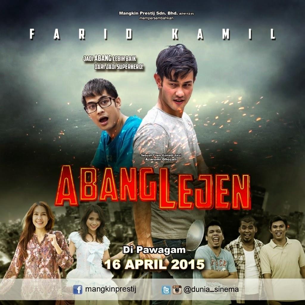 Abang Lejen (2015) - Full Movie Online, Tonton Filem Melayu Online, Tonton Filem Abang Lejen 2015, Tonton Filem Melayu, Tonton Full Filem.