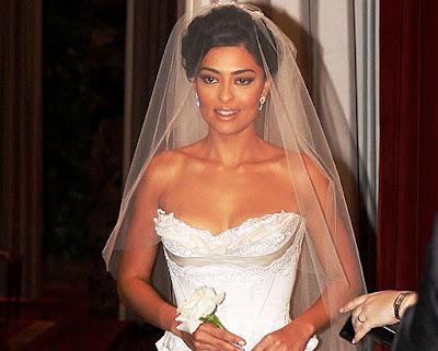 maquiagem de noivas famosa