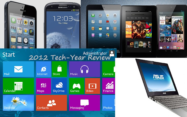 ultrabook 181132338790 New Year Special: 2012 Tech Year review 