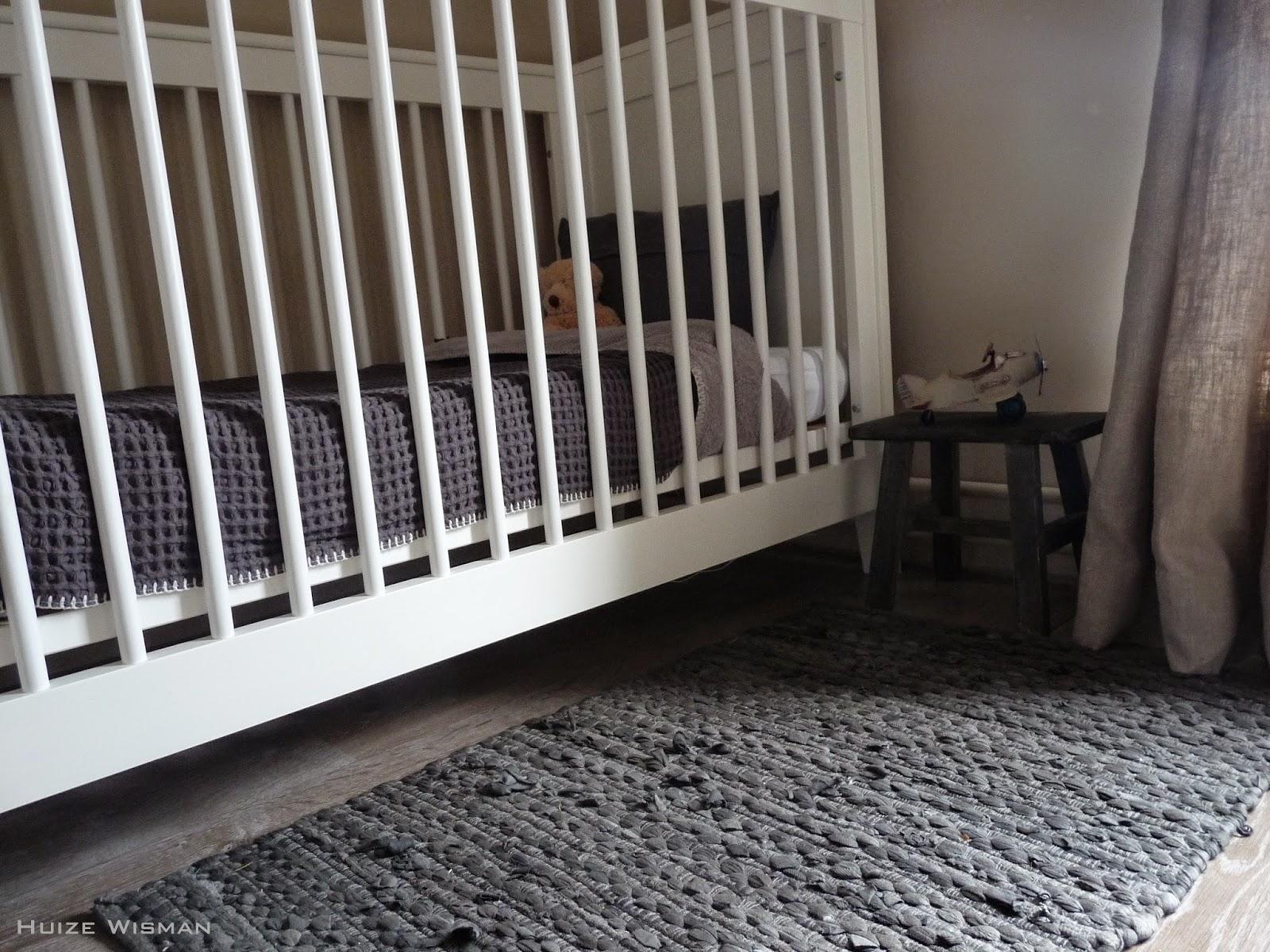 Huize wisman: slaapkamer van morris