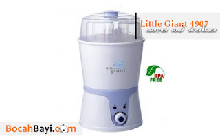 Sterilizer Multi Fungsi Little Giant 4907
