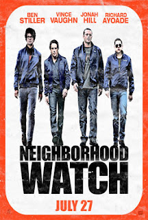 The Watch 2012 di Bioskop