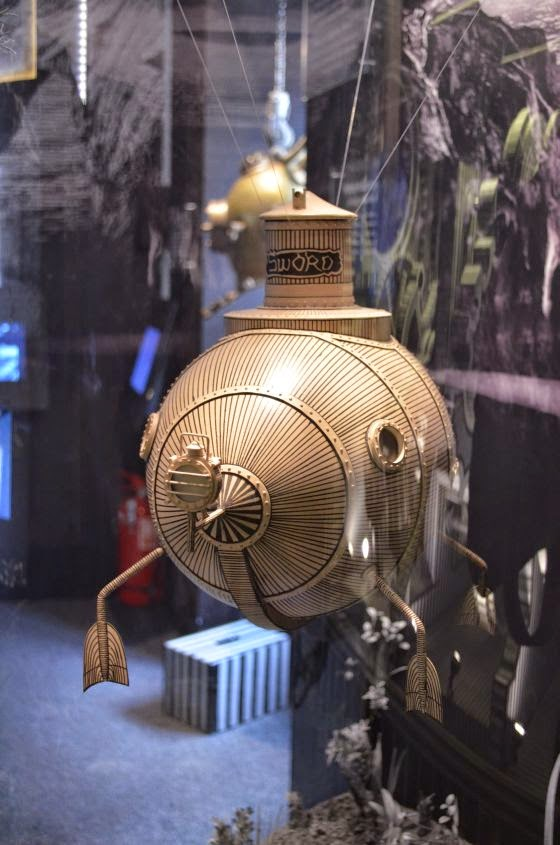 Film Special Effects Museum - Prag - Karel Zeman