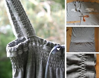 Creative and Cool Ways to Reuse Old T-Shirts (30) 18