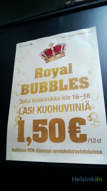 Royal Bubble Wednesday