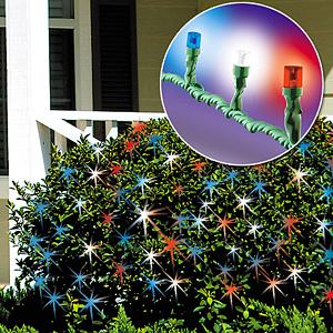 Verde siglo 21 reciclar es un regalo de navidad para la - Luces led para arbol de navidad ...