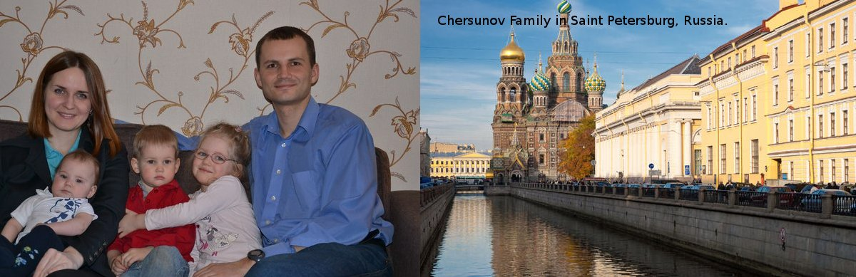 Digital strategies / Campus Ministry of Chersunov Family