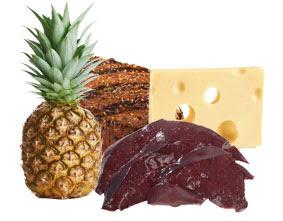 makanan penyebab keguguran