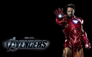 The Avengers 2012 Iron Man Robert Downey HD Wallpaper