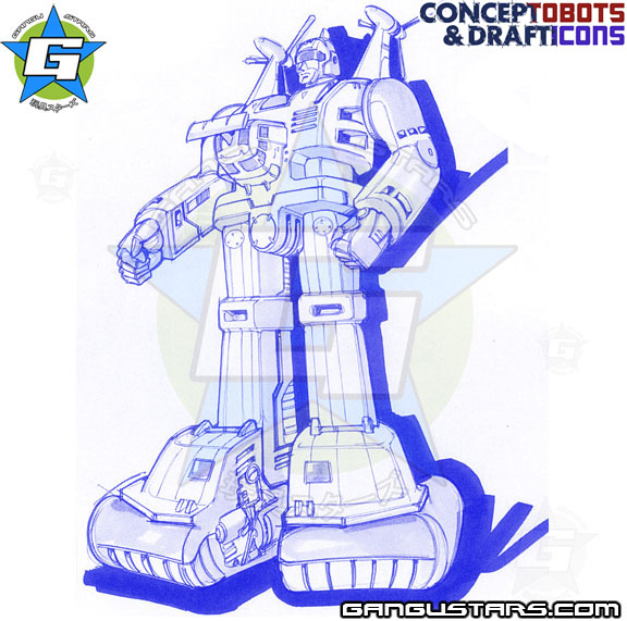 Seaspray Minibots Mini Cars G1 1985 Transformers prototypes robots ミクロマン トランスフォーマー タカラ hasbro