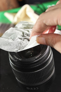 Lensa Pembersih Debu Kamera DSLR Fujin Lens Vacuum Cleaner