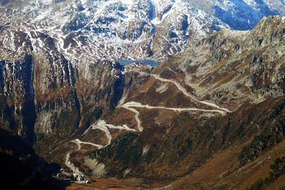 Estrada Grimsel Pass - Suiça
