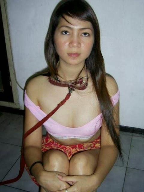 Foto Pembokat Cantik Jadi Budak Seks Majikan