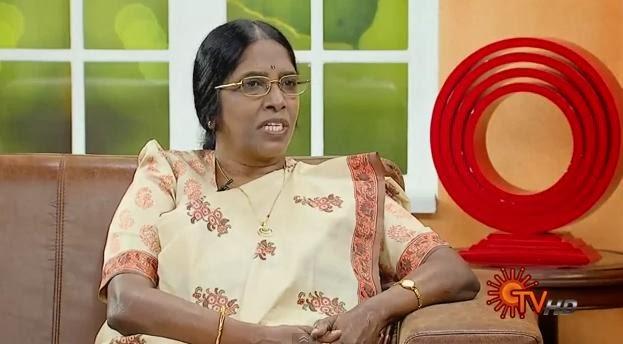 Virundhinar Pakkam – Sun TV Show 13-02-2014 Urologist Dr.N.Raja Maheswari