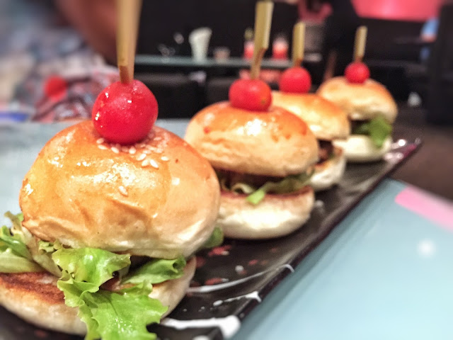 En Grill & Bar - Wagyu Mini Burger