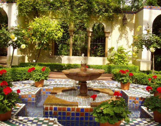 New home designs latest home garden designs ideas for Garden designs for home