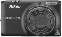 Nikon Coolpix S6500 Features