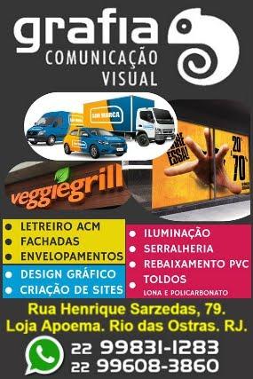 Grafia Comunicação Visual
