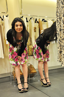 Dress,Pura Lopez Platforms,Portafoglio Mk,abito a fiori,primavera