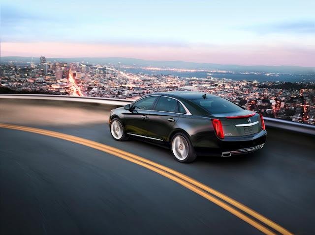 2014 Cadillac XTS Vsport Gets a 410 Horse Twin-Turbo V6 and Starts at $63,020