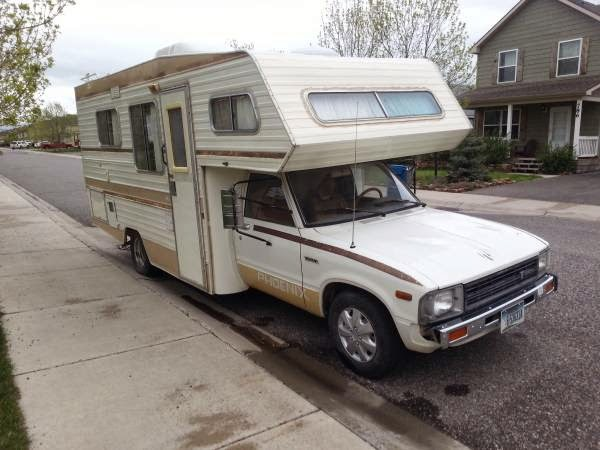 Used RVs 1982 Toyota Phoenix RV For Sale by Owner