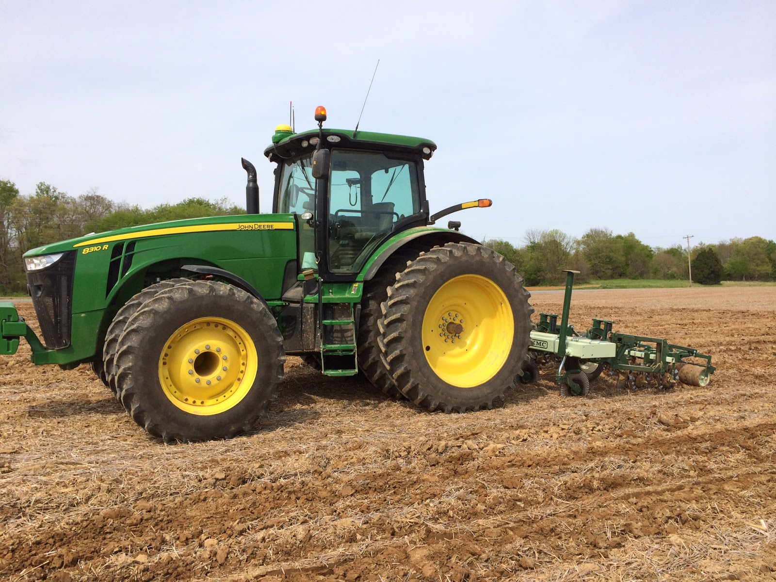 i have written in other posts about the benefits of no till farming we try to pick the very best ground for our tobacco