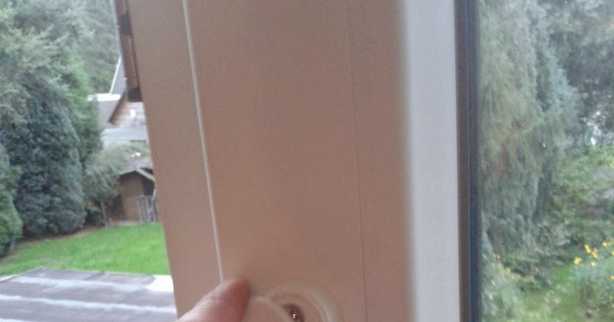 Selber machen lockeren fenstergriff wieder anschrauben for Fenster reparieren