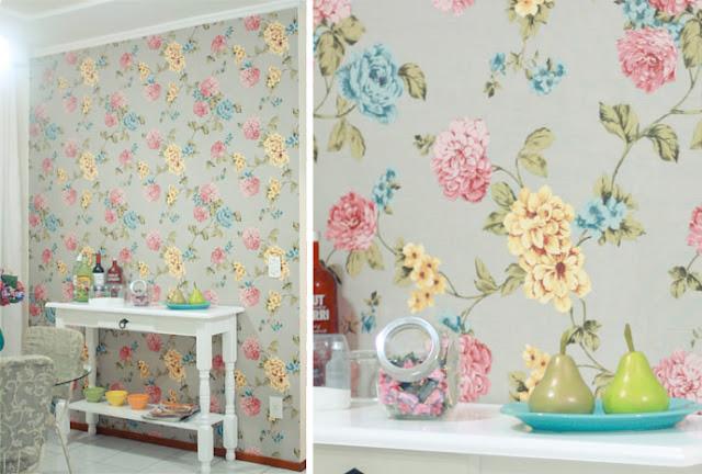 decorar banheiro velho:Blog da Arquiteta: Tecido na parede: dicas de aplicação