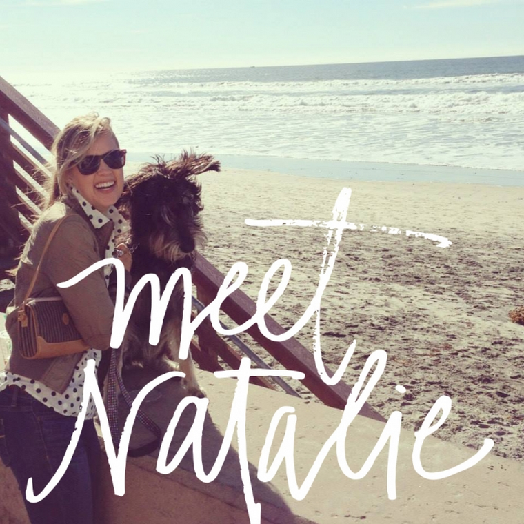 A Little Interview // www.thoughtsbynatalie.com #lindsayletters