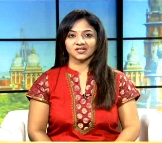 Priya Mann TV News Reporter