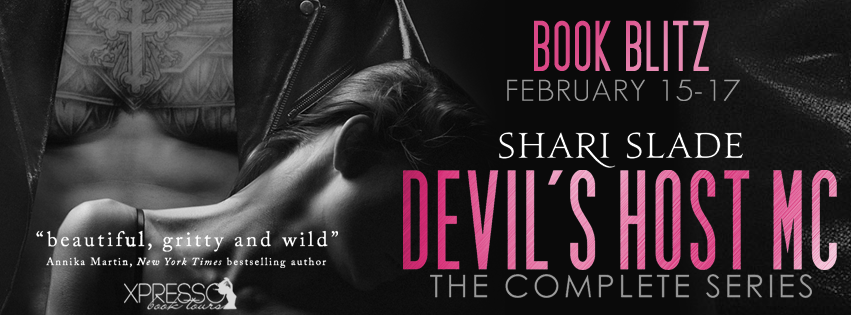 The Devil's Host Book Blitz