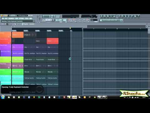 FL Studio 11 - Testando o Performance Mode
