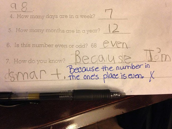 These 38 Genius Answers Are Ridiculously Hilarious And 100% Wrong